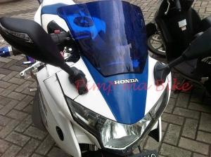 winshield&turn signal mirrors pimp ma bike