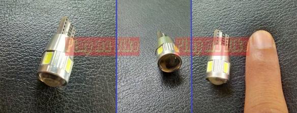 Lampu LED T10 8000K Superbright PMB