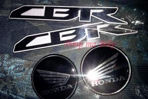 Paket Combo emblem CBR dan moge Honda