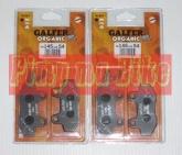 Kanvas rem Galfer Kawasaki Ninja 250R&Fi -, Z250 & Ninja 150RR @Rp360.000,- (kanvas rem depan&belakangnya sama)