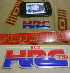Emblem HRC - colase