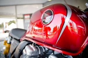 Emblem premium flagship Honda Wing_Honda_CB_1100_Bad_Seeds