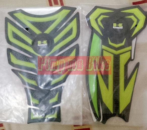 Pilihan tankpad 3D Kawasaki