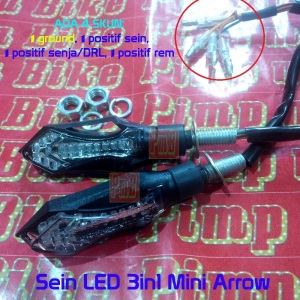 Sein LED 3in1 mini arrow new 2017 made in Taiwan high-quality.