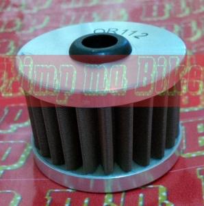 Filter Oli Stainless Stell CBR250R. Beli 1 untuk seumur hidup gan!
