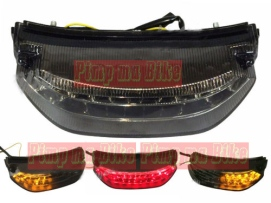 Tail light LED 3in1 CBR600RR 2013-2015 versi reguler smoked - Rp930.000 per pcs.
