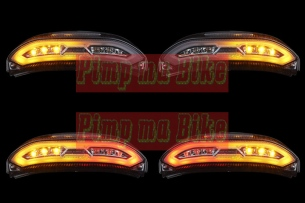 Tail light LED 3in1 CBR600RR 2014_turn signals ON
