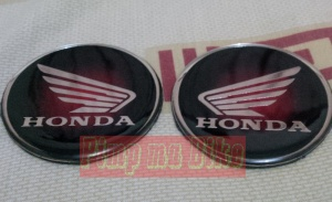 Emblem Honda Wing Red flagship ver 1,2