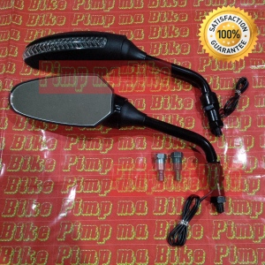 Spion sein LED Benelli PNP Universal untuk moge naked bike dan premium scooter