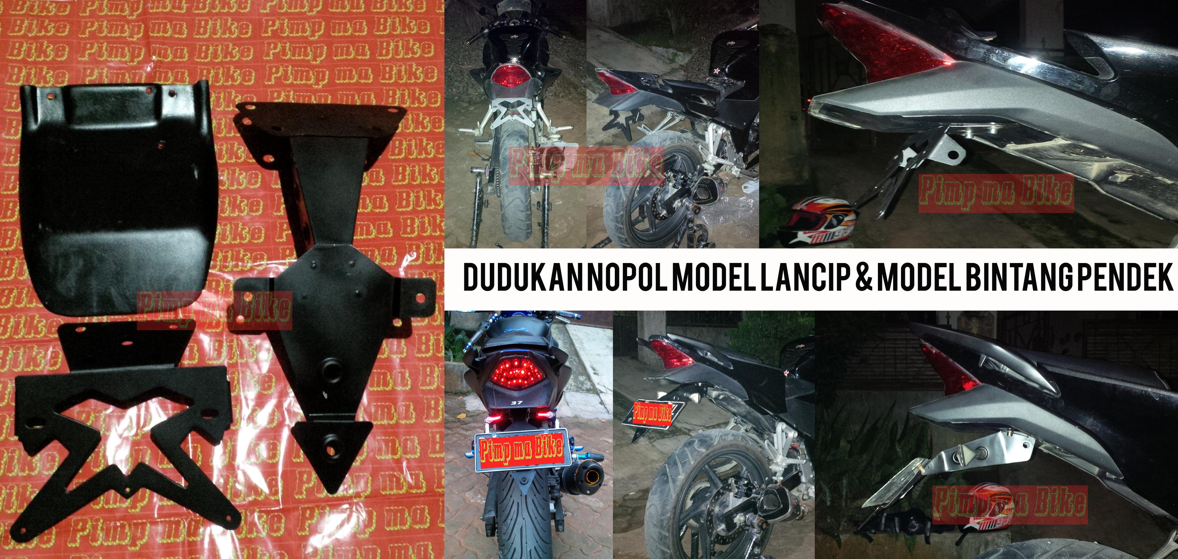 Tiger 2016 Modif Cbr Fender Eliminator Set Cbrr Gallery