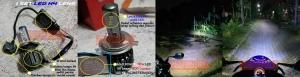 Lampu LED H4 lens SUPERBRIGHT - Rp600k per pcs, Rp880.000 sepasang, Rp450.000 per pcsg. GARANSI 6 bulan.