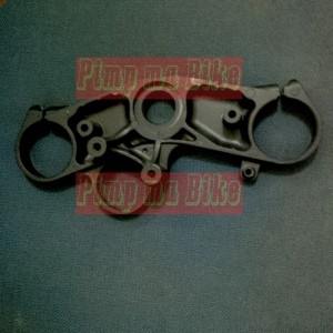 Segitiga atas Triple clamp Yamaha R6 2006-2014_bottom side