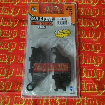 Kanvas/kampas rem Galfer belakang Yamaha R1 09-14, Yamaha R6 07-15. PRICE: Rp410.000 per 1 set.