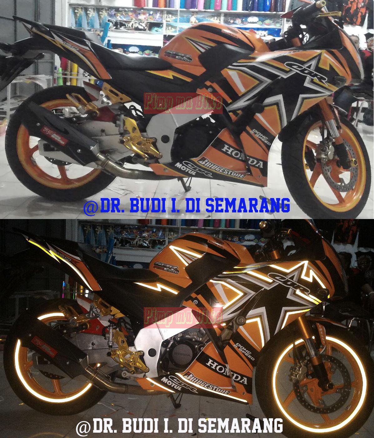 Kumpulan Variasi Motor Semarang Terbaru Dan Terlengkap Modifikasi